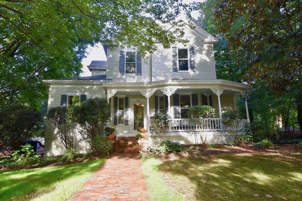 633 N Spring Street, Winston Salem – SOLD!